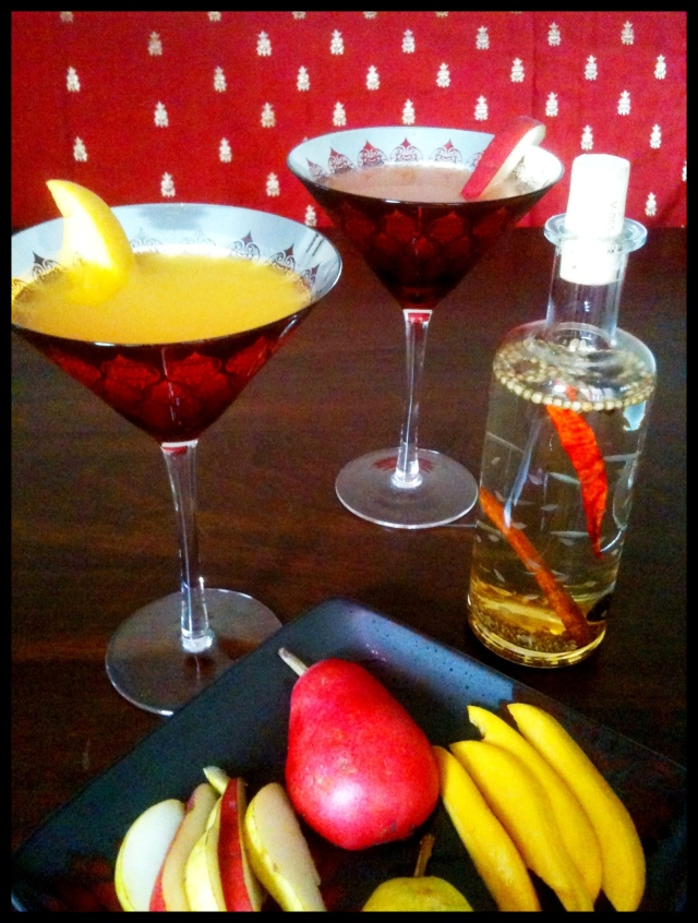 Fruity Martinis